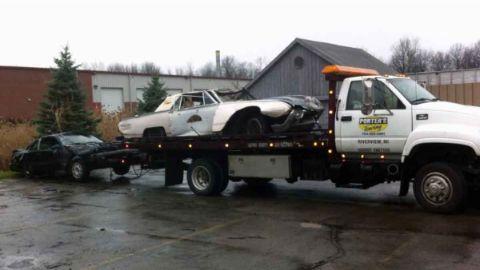 Detroit Auction Lot Towing Storage After Hour Release Service